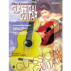Alfred The Essential Classical Guitar Collection with Tab (00-0061B)