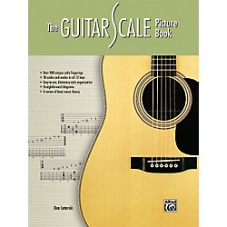 Alfred The Guitar Scale Picture Book (00-30429)