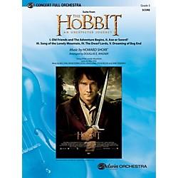 Alfred The Hobbit: An Unexpected Journey, Suite from Concert Full Orchestra Grade 3 Set (00-40449)