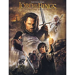 Alfred The Lord of the Rings The Return of the King Piano/Vocal/Chords Book (00-PFM0408)