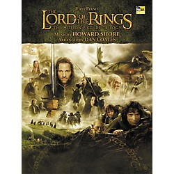 Alfred The Lord of the Rings for Easy Piano (00-AFM0408)