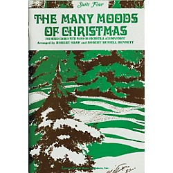 Alfred The Many Moods of Christmas Suite 4 SATB (00-LG51656)