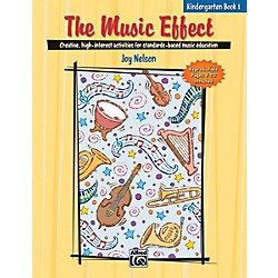Alfred The Music Effect, 1 Book & CD (00-24213)