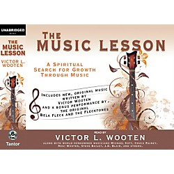 Alfred The Music Lesson by Victor Wooten Audio Book Version - 6 CDs (99-36572)