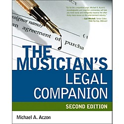 Alfred The Musician's Legal Companion (2nd Edition) Book (54-1598635077)