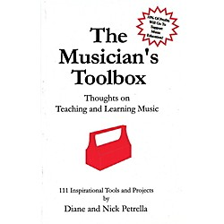 Alfred The Musician's Toolbox Book (98-7878604)