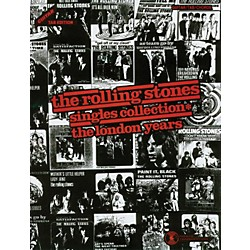 Alfred The Rolling Stones Singles Collection The London Years Guitar Tab Book (00-P0870GTX)