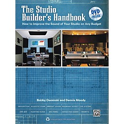 Alfred The Studio Builder's Handbook with DVD (00-37078)