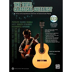 Alfred The Total Classical Guitarist Book & CD (00-39338)