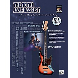 Alfred The Total Jazz Bassist Book & CD (00-26063)