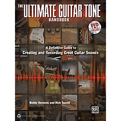 Alfred The Ultimate Guitar Tone Handbook Book/DVD (00-36620)