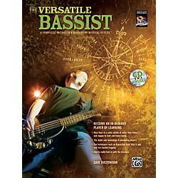Alfred The Versatile Bassist Book & CD (00-28237)