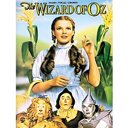 Alfred The Wizard of Oz Movie Selections Piano/Vocal/Chords (00-TSF0038)