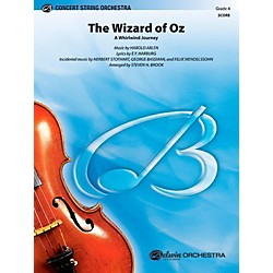 Alfred The Wizard of Oz String Orchestra Level 4 Set (00-41209)