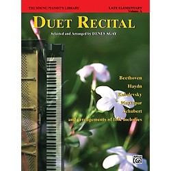 Alfred The Young Pianist's Library Duet Recital Book Book 6A (00-DA0017)