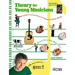 Alfred Theory For Young Musicians (Book) (00-18512)