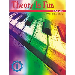 Alfred Theory Is Fun Book 1 (00-EL02501)