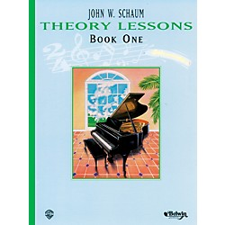Alfred Theory Lessons Book 1 (00-EL00244A)