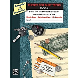 Alfred Theory for Busy Teens Book 3 (00-38831)