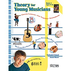 Alfred Theory for Young Musicians Book 2 (00-18517)