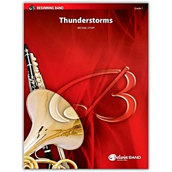 Alfred Thunderstorms Concert Band Grade 1 Set (00-BDM00033)