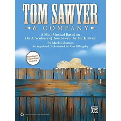 Alfred Tom Sawyer & Company Book & CD (00-42792)
