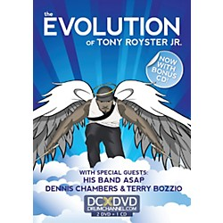Alfred Tony Royster Evolution 2 DVDs & CD (93-DV10001202)