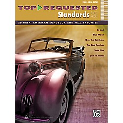 Alfred Top-Requested Standards Sheet Music P/V/G Book (00-40620)