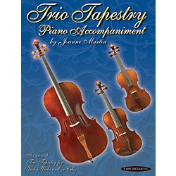 Alfred Trio Tapestry Piano Accompaniment Book (00-176X0)