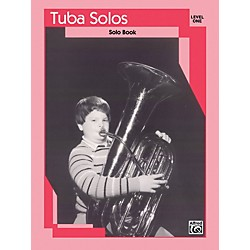 Alfred Tuba Solos Level I Solo Book (00-EL03120)