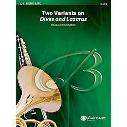 "Alfred Two Variants on ""Dives and Lazarus"" Concert Band Grade 2 Set (00-42169)"