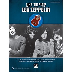 Alfred Uke 'An Play Led Zeppelin Book (00-39455)