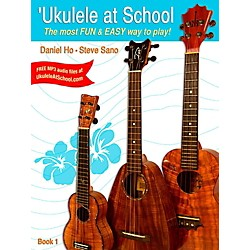 Alfred Ukulele at School Student's Book 1 (98-DHC80115)