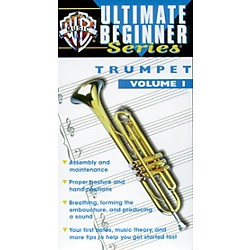 Alfred Ultimate Beginner Series: Trumpet, Volume I Video (00-VH0389)
