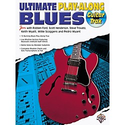 Alfred Ultimate Guitar Blues Play-Along (CD) (00-CPM0002ACD)