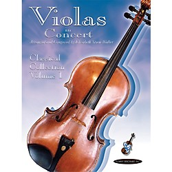 Alfred Violas in Concert: Classical Collection, Volume 1 (00-0410S)