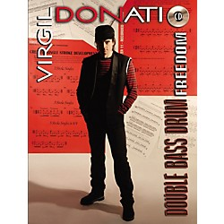 Alfred Virgil Donati Double Bass Drum Freedom (Book/CD) (96-DBDF1)