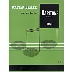 Alfred Walter Beeler Method for the Trombone Book I Book I (00-WB0007)