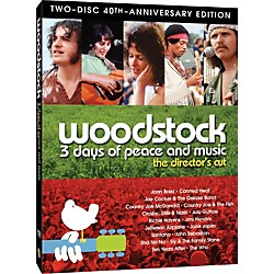 Alfred Woodstock 40th Anniversary Special Edition - 2 DVD Set (40-1000026403)