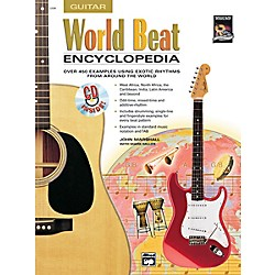 Alfred World Beat Encyclopedia Book & CD (00-22594)