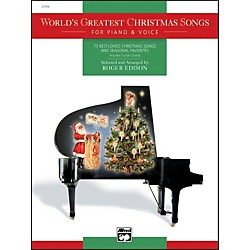 Alfred World's Greatest Christmas Songs (00-22506)