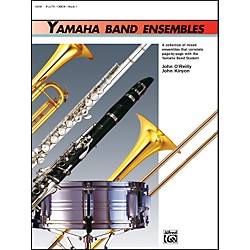 Alfred Yamaha Band Ensembles Book 1 Flute Oboe (00-5246)