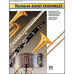 Alfred Yamaha Band Ensembles Book 2 Percussion (00-5264)