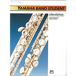 Alfred Yamaha Band Student Book 1 Bass Clarinet (00-3906)
