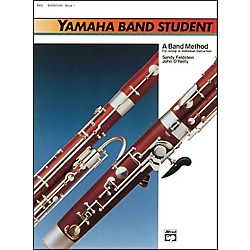 Alfred Yamaha Band Student Book 1 Bassoon (00-3903)