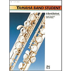 Alfred Yamaha Band Student Book 1 Flute (00-3901)