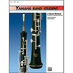 Alfred Yamaha Band Student Book 1 Oboe (00-3902)