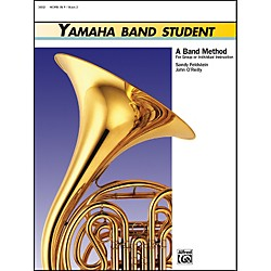 Alfred Yamaha Band Student Book 2 Horn in F (00-3932)