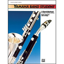 Alfred Yamaha Band Student Book 2 Oboe (00-3923)