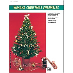 Alfred Yamaha Christmas Ensembles Horn in F (00-4178)
